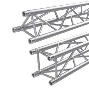 Aluminium truss structures, truss system | Eurotruss