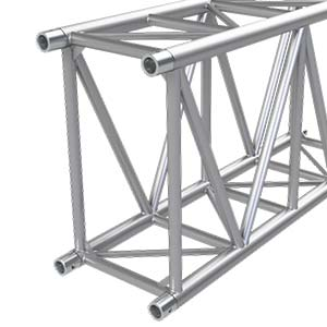 Aluminium truss structures, truss system   Eurotruss