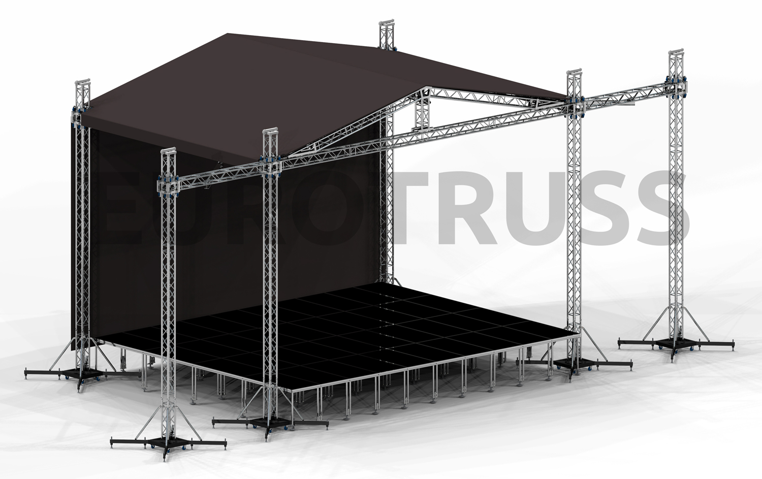 Sr 10 10x8 Hd Eurotruss