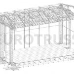 Eurotruss Pitch Roof PR-15